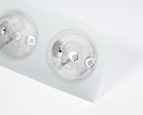 Clear NFC Tags - Seritag