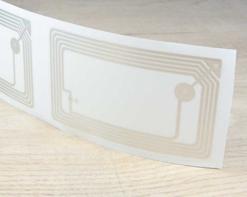 Image of 48x78mm Wet Inlay NTAG213 NFC Tag