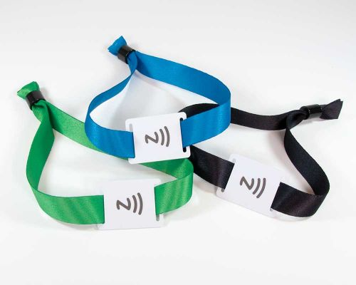Image of Event Wristbands NFC Tag